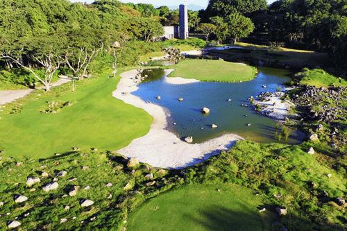 Mont Choisy - Le golf